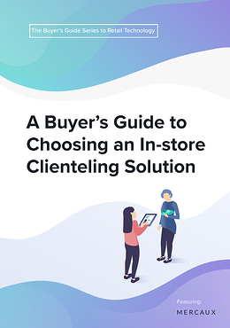 Clienteling Buyers Guide cover page-1